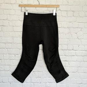 lululemon' | Charcoal In The Flow Crop Pants 4